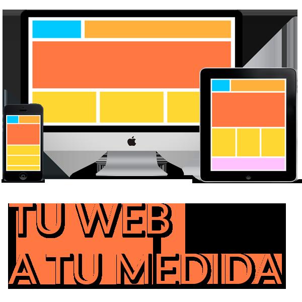 Diseño web profesional en Xàtiva