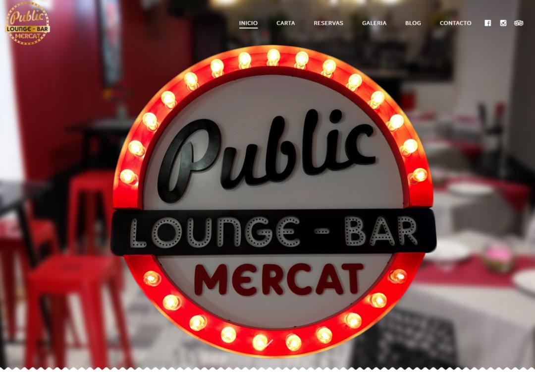 Public Lounge Mercat