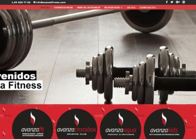 Avanza Fitness Xàtiva