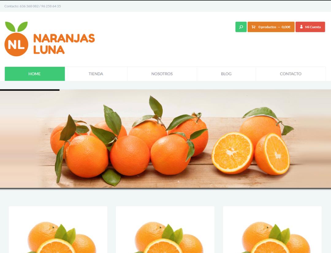 Naranjas Luna