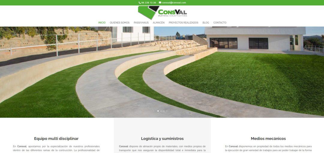 Construcciones Consval